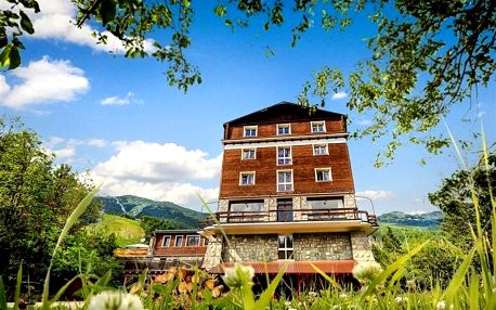 Chopok - Hotel SRDIEČKO, Slovensko