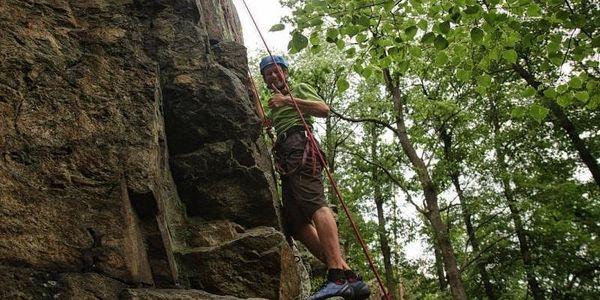 Ochutnávka lezení na skalách, cca 2,5 hod (asi 60 - 90 min lezení), počet osob: 1 osoba, Jihočeský kraj4