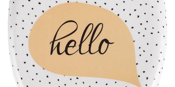 WC prkénko z duroplastu HELLO, WENKO, originální design
