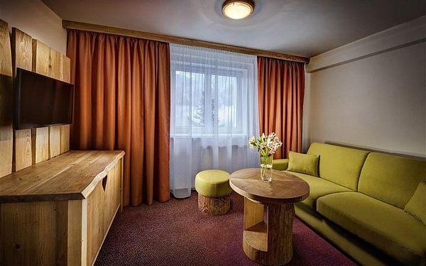 Chopok - Hotel SRDIEČKO, Slovensko, vlastní doprava, snídaně v ceně5