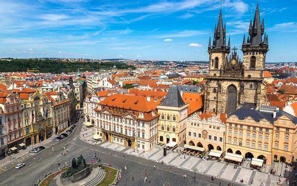 Střední obtížnost, cca 2 hodiny, počet osob: 1-6 osob, Praha (Praha)4