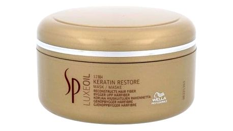 Wella SP Luxeoil Keratin Restore Mask 150 ml maska pro poškozené vlasy pro ženy