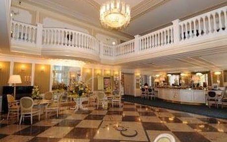 Luxusní 5 * velikonoční pobyt pro dva v Esplanade Spa Mariánské Lázně