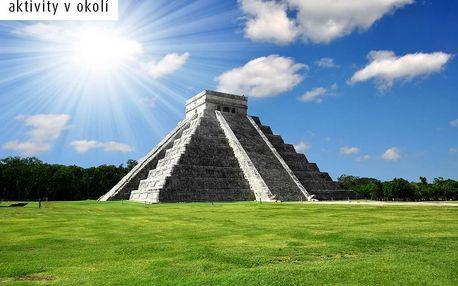 Mexiko - Riviera Maya letecky na 12-14 dnů, all inclusive