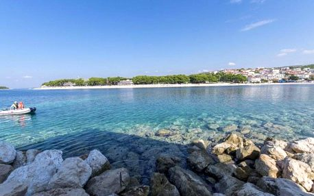 Chorvatsko - Primošten autobusem na 10 dnů