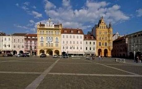 Luxusní Velikonoce přímo na náměstí v Č.Budějovicích - Grand Zvon