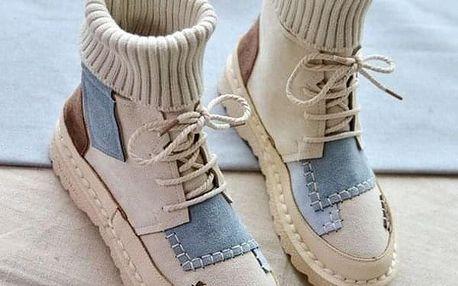 Dámské kotníkové boty Sibbel - dodání do 2 dnů