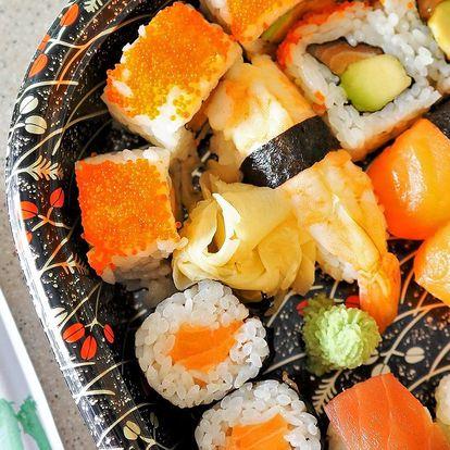 Sety sushi s sebou: 28, 40 nebo 50 ks
