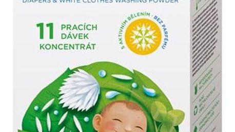 FEEL ECO Baby prací prášek na pleny a bílé prádlo 660g, 11PD