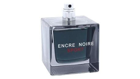Lalique Encre Noire Sport 100 ml toaletní voda tester pro muže
