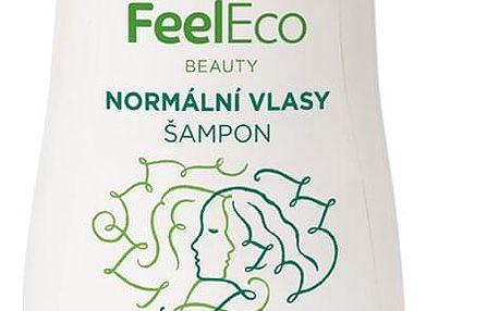 FEEL ECO vlasový šampon na normální vlasy 300ml