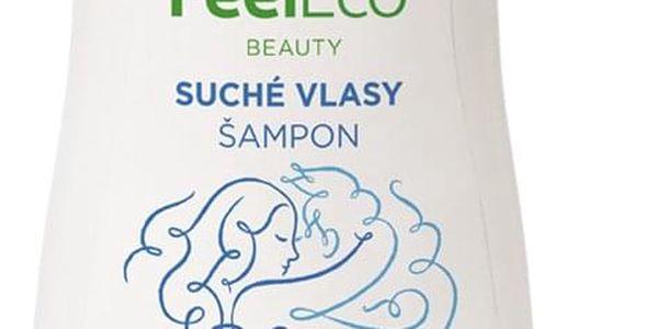 FEEL ECO vlasový šampon na suché vlasy 300ml