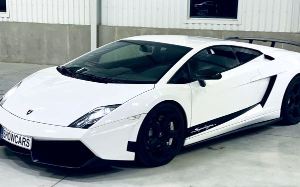 Jízda v Lamborghini Gallardo LP 570-4 Superleggera v Brně5