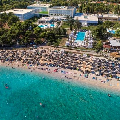 Chorvatsko - Šibenik na 5-11 dnů, snídaně v ceně