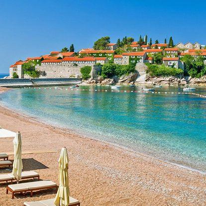 5denní zájezd do Makedonie, Albánie a Černé Hory