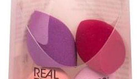 Real Techniques Sponges Miracle Complexion Mini 4 ks set 4 mini houbiček na make-up pro ženy