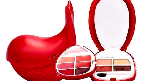 Pupa Whales Whale 2 6,6 g kazeta pro líčení obličeje, očí a rtů pro ženy 003