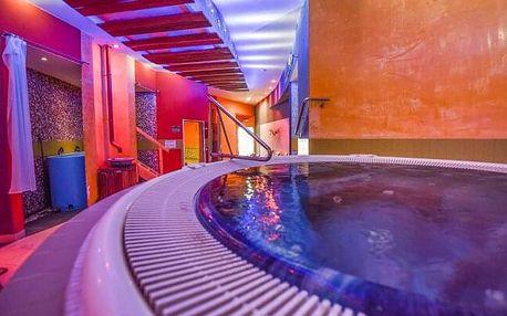 Pobyt pod Vysokými Tatrami: Hotel Spolcentrum *** s wellness, motokárami a bohatými slevami + polopenze