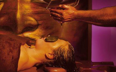 Exkluzivní relaxační masáž celého těla