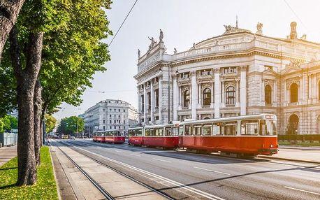 První jarní den ve Vídni - po stopách Habsburků, Vídeň