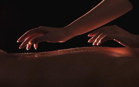 Luxusní labužnická masáž pro jednotlivce i páry