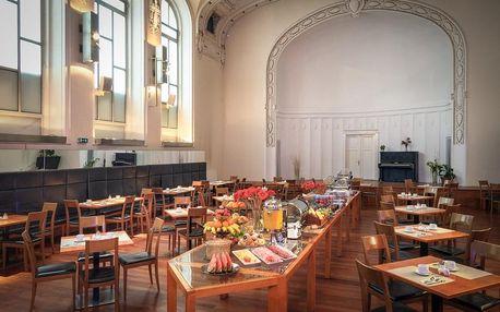 Super pobyt v centru Prahy v Hotelu Theatrino**** pro 2 osoby se snídaní