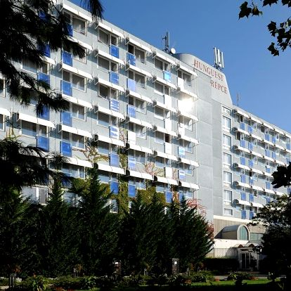 Maďarsko: Hunguest Hotel Répce