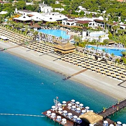 Turecko - Kemer letecky na 4-15 dnů, ultra all inclusive