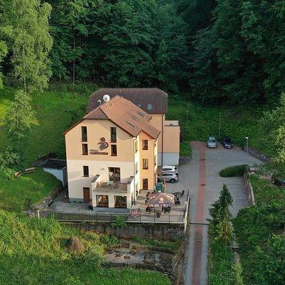 Západní Slovensko: Villa Carpe Diem