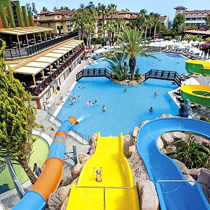 Turecko - Side - Manavgat letecky na 4-15 dnů, all inclusive