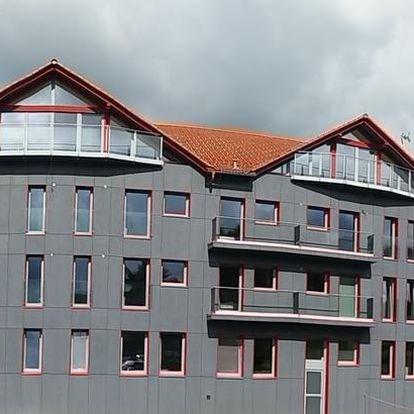 Hotel BouCZECH u přehrady Lipno