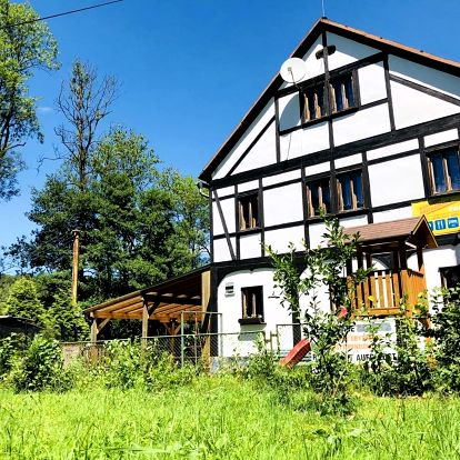 České Švýcarsko: Pension Pod Kaštany