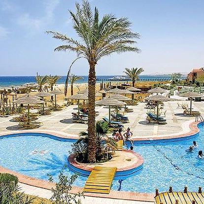 Egypt - Marsa Alam letecky na 3-15 dnů, all inclusive