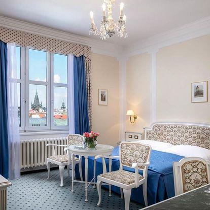 Praha a okolí: Hotel Ambassador Zlatá Husa