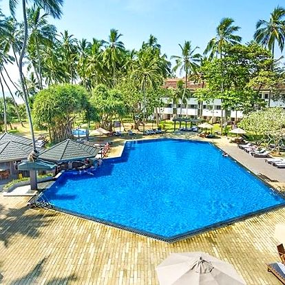 Srí Lanka letecky na 8-14 dnů, polopenze