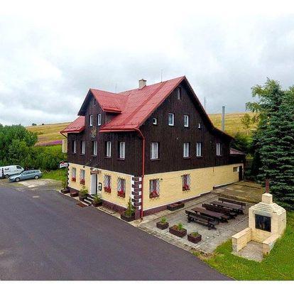 Krušné hory: Hotel Arnica