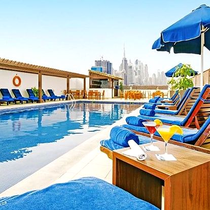 Spojené arabské emiráty - Dubaj letecky na 6-15 dnů, snídaně v ceně