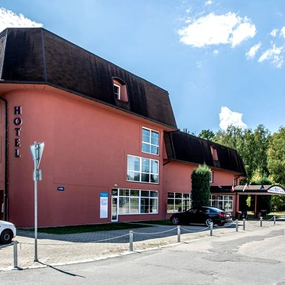 Jižní Čechy: Hotel Svět