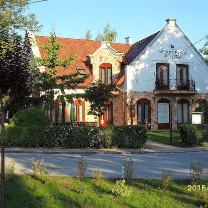 Maďarsko: Diósgyőri Várkert Panzió