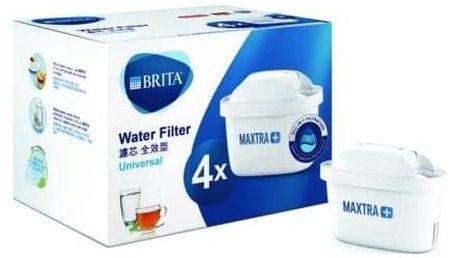 Filtrační patrony BRITA Maxtra+ 4 ks