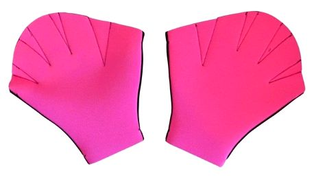 Marimex | Plavecké rukavice na aquaerobic - velikost M | 11630217