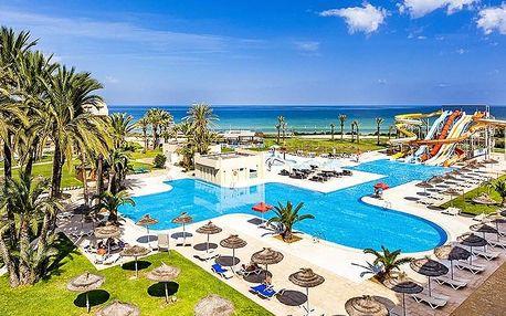 Tunisko - Monastir letecky na 4-15 dnů, all inclusive