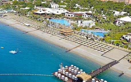 Turecko - Kemer letecky na 4-15 dnů, ultra all inclusive