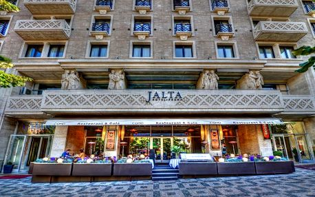 Praha a okolí: Jalta Boutique Hotel