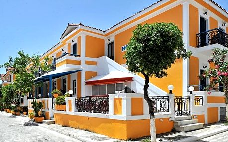 Řecko - Samos letecky na 5-15 dnů, snídaně v ceně