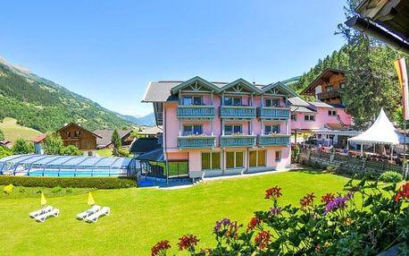 Léto v rakouských Alpách: Hotel Margarethenbad **** s bazénem, saunami i vířivkou neomezeně + polopenze