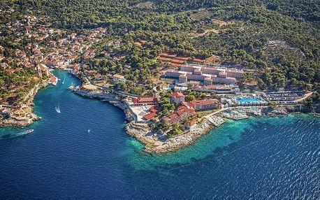 Chorvatsko - Lošinj na 8 dnů, polopenze