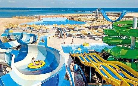 Egypt - Hurghada letecky na 3-15 dnů, ultra all inclusive