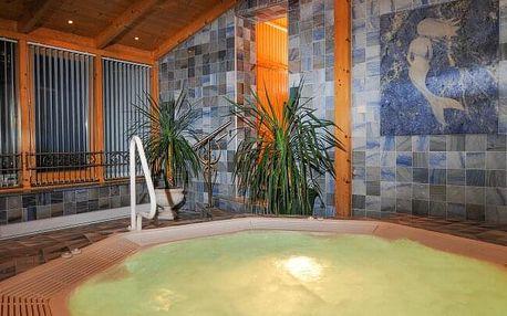 Pobyt v rakouských Alpách: Hotel Margarethenbad **** se saunami i vířivkou neomezeně + polopenze