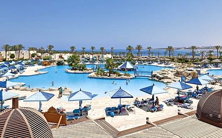 Egypt - Makadi Bay letecky na 3-15 dnů, ultra all inclusive